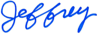 Jeffrey signature